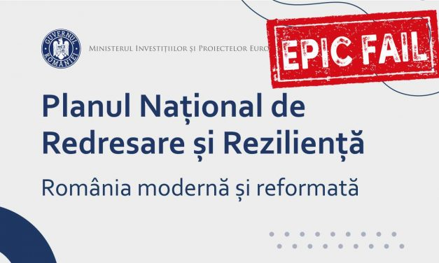 Lacune grave, informații lipsă, obiective neîndeplinite în PNNR-ul României