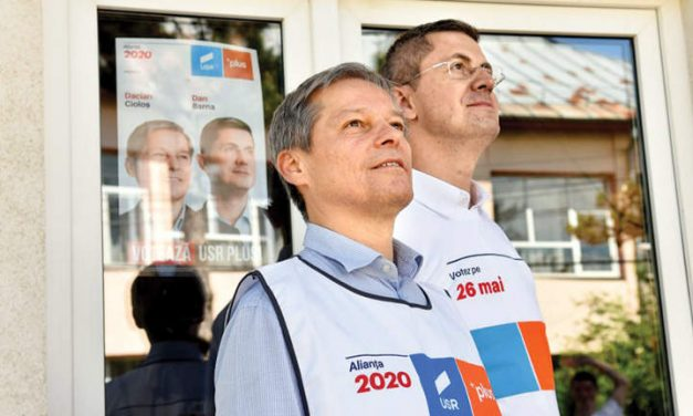 """Cioloș a uitat pentru o clipă ce rol joacă în dramedia """"Guvernul ZERO 2"""""""