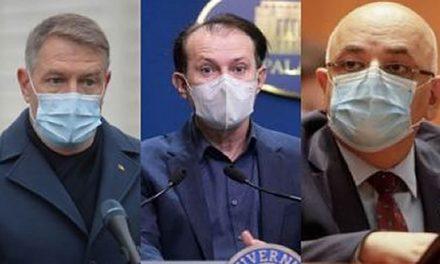 Ce le vor spune Iohannis, Cîțu și Arafat tinerilor care vor dezvolta miocardite în urma vaccinării obligatorii?
