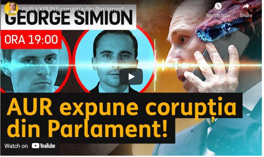 VIDEO: PNL a încercat să cumpere voturile parlamentarilor AUR pentru moțiune