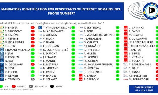 Securitate cibernetică: UE va interzice site-urile web anonime